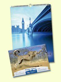 Фирменные Настенные календари - цены на офсетную и цифровую печать