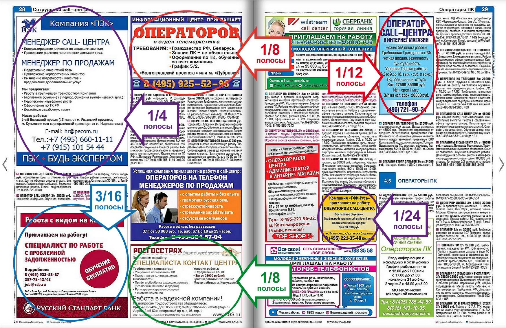 Работа и зарплата подать объявление в журнал подать бесплатно объявление недвижимость в донецке